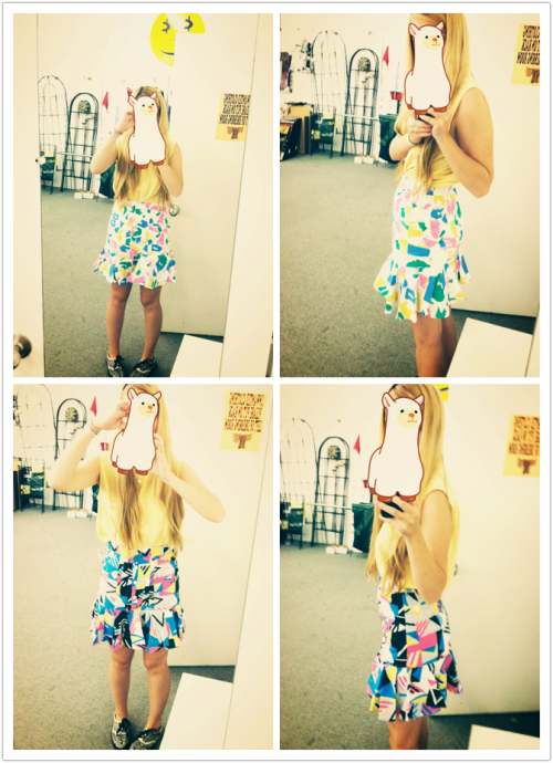 halp me guis should I get either one of these skirts? they're like $3 each… or are they lame?