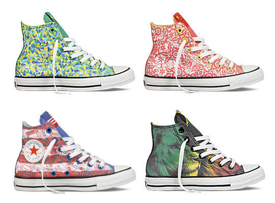 "Converse ""Country Collection"" Just in time for the Summer Olympics..starting today!"