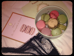 Some treats from Paris. Went shopping on Haussmann avenue, also visited pigalle for the moulin rouge and musee erotiscism. Now for a relaxing bath and room service.