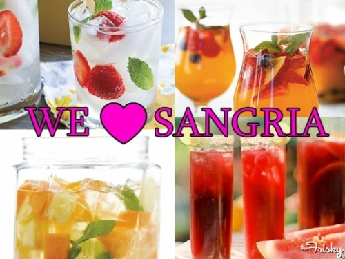 10 Recipes For Summer Sangria We Want To Sip Right Now