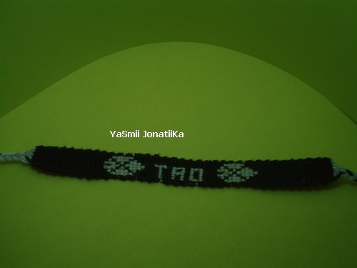 Tao Bracelet I'll be doing all the members of EXO like this one