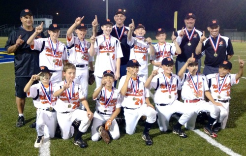 NEWS 8 Report It Photo of the Day: Watertown 11U baseball team wins State Champonship, onto Gil Hodges World Series in Brooklyn, New York. Photo sent in via Report It by Mary B.