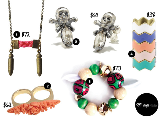This Week's Style Radar: 5 Virtual Jewelry Finds for Under $100.