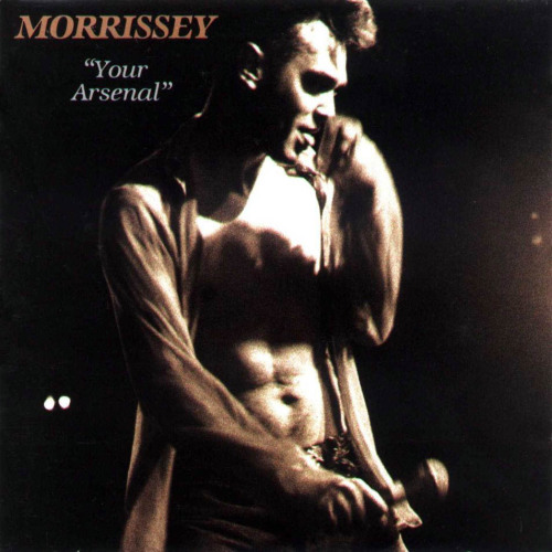 Morrissey's Your Arsenal Turns 20 Today. A Look Back…