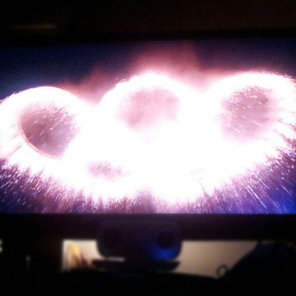 That was pretty cool. #Olympics  (Taken with Instagram)