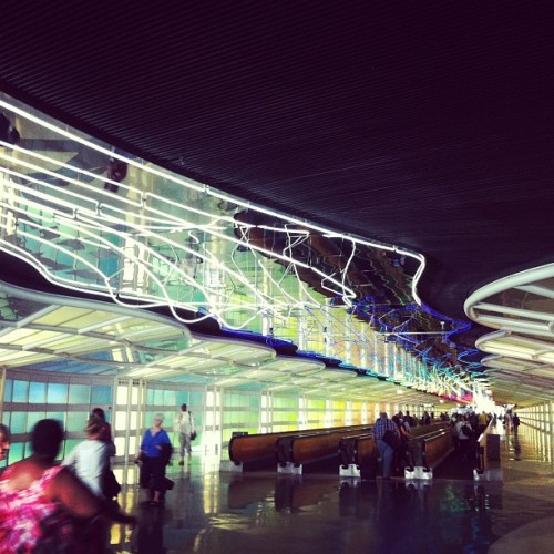 Going places? #travel (Taken with Instagram at Chicago O'Hare International Airport (ORD))