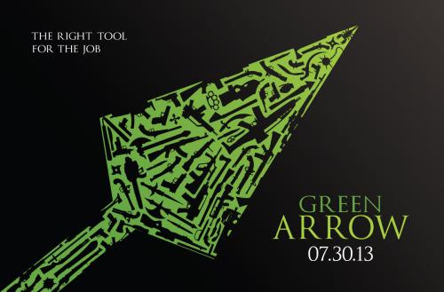 Green Arrow teaser poster