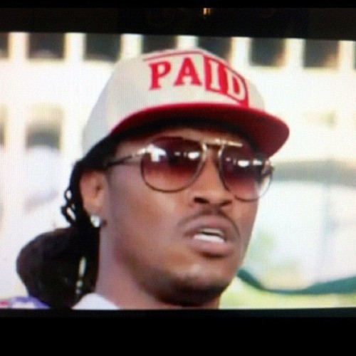 Future in our Paid in full SnapBack! (Taken with Instagram)