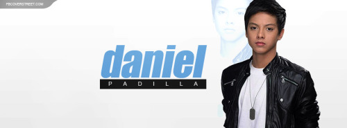 Daniel Padilla Facebook Covers