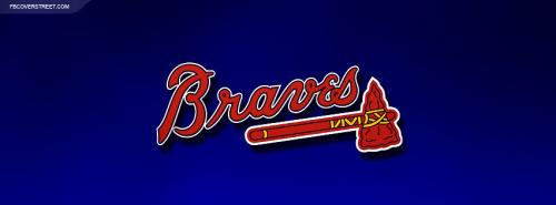 Atlanta Braves Logo 2 Facebook Cover