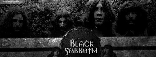 Black Sabbath Facebook Covers