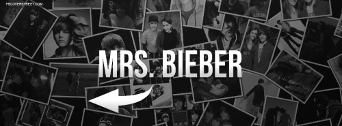 Mrs Bieber Facebook Cover