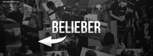 Belieber Facebook Covers