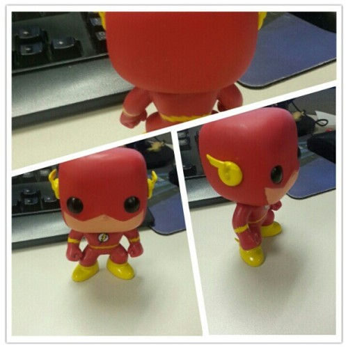 #flash #dc #dcComics #comics #toys  (Taken with Instagram)