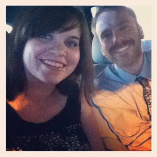Date night with @aecarver #cirquedusoleil (Taken with Instagram at #TOTEM Boston 2012 Cirque Du Soleil)