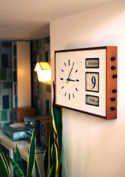 LOVE this clock.