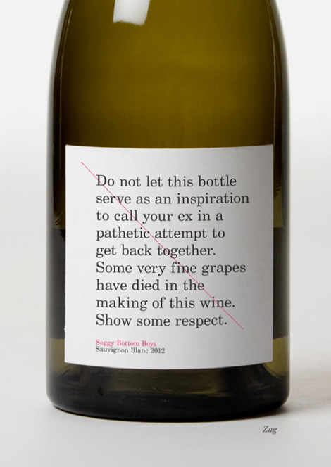 Respect those grapes!