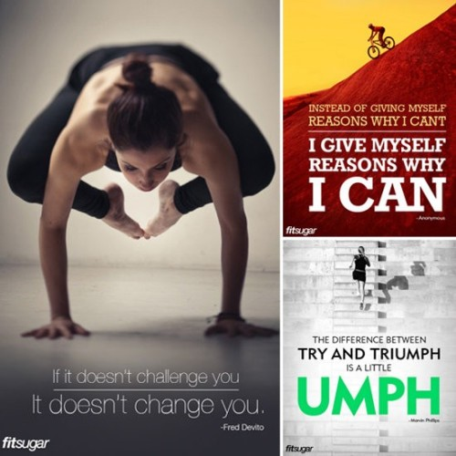 ticklemefit:  go workout! you can do this!