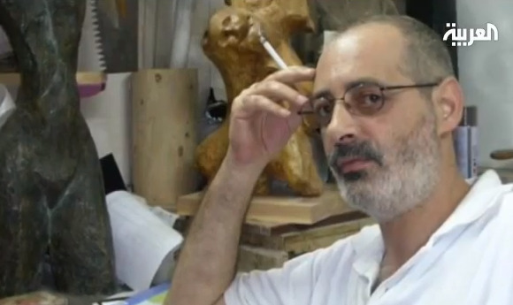 Syrian Sculptor, Wael Kaston, Is Reported to Have Been Tortured and Killed