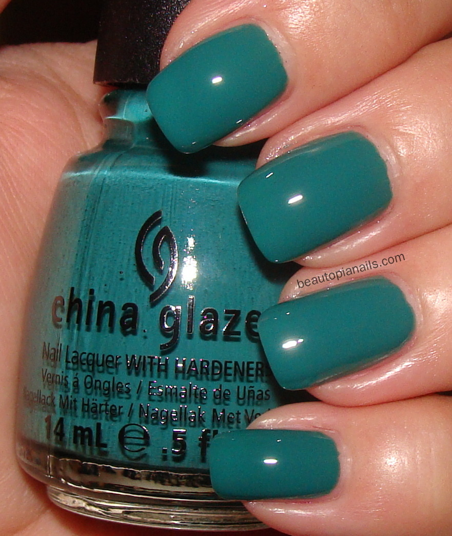 China Glaze Exotic Encounters