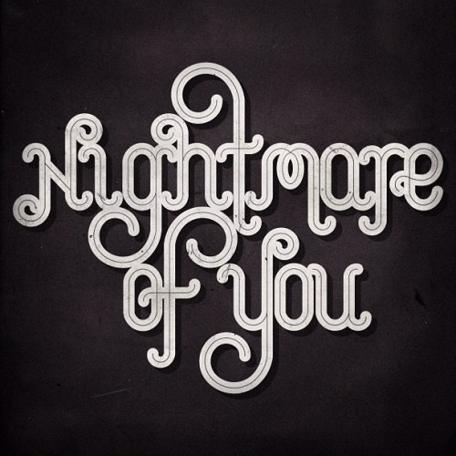 nightmareofyouband:  New NOY logo. (Taken with Instagram)
