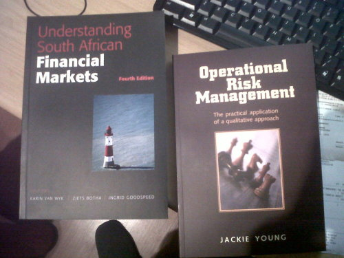 Got my text books today. The journey begins.