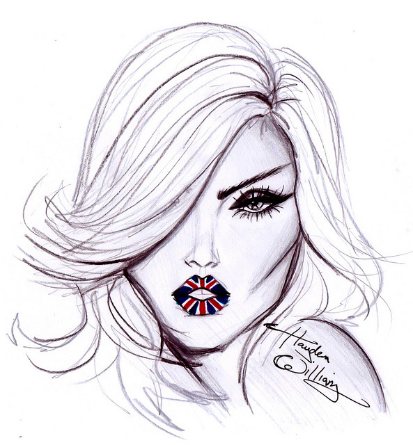 haydenwilliamsillustrations:  Welcome to London 2012 by Hayden Williams