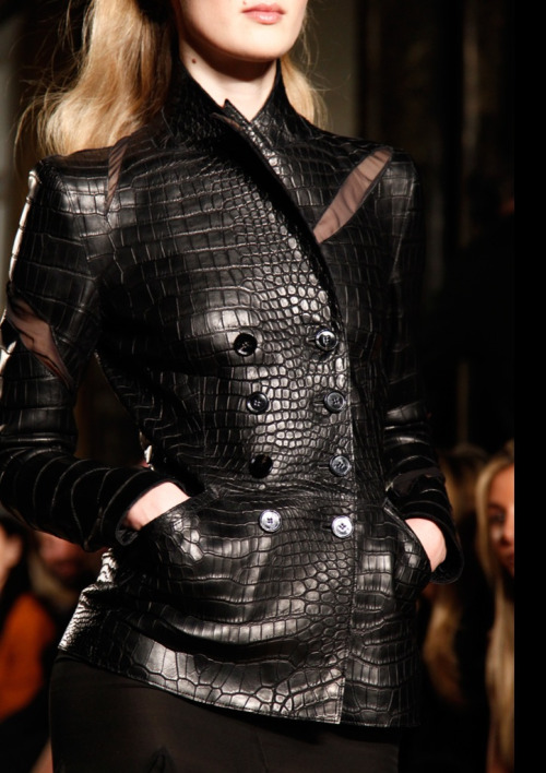 fashioncitizen:  Pucci Fall 2012 Detail