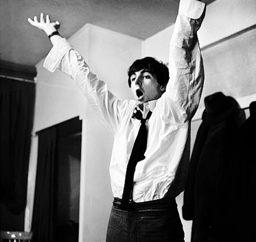 paulgasmmm:  all hail paul mccartney