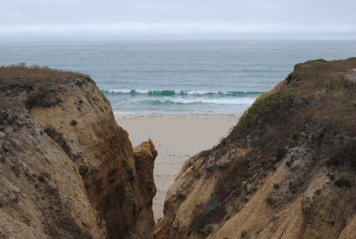 Half Moon Bay, California.
