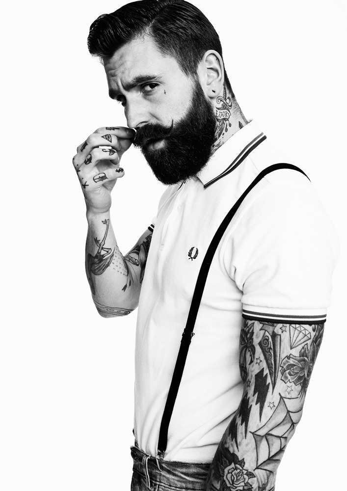 Ricki Hall by Darren Black