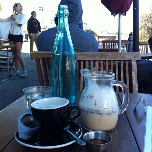 Chai tea time at The Depot #seeaustralia #seesydney #bondibeach #Bondi #nsw #australia #beach #nofilter #chai (Taken with Instagram at Jo & Willy's Depot) Visit Bondi Life on Facebook | The Bondi Life Blog | Twitter | Google+ | Instagram | Pinterest