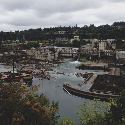 Oregon City, OR (Taken with Instagram at Oregon City, OR)