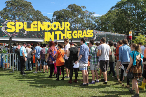 Hey Big Splendour!