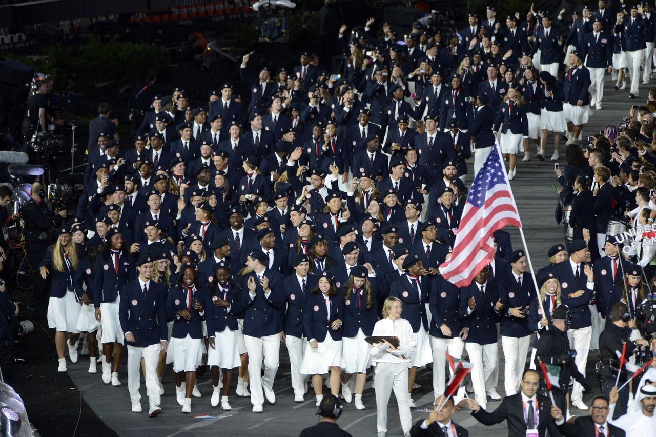 America, welcome to the Olympics.