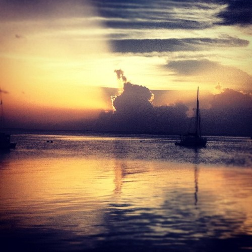 Sunset in Key West (Taken with Instagram at Key West, FL)