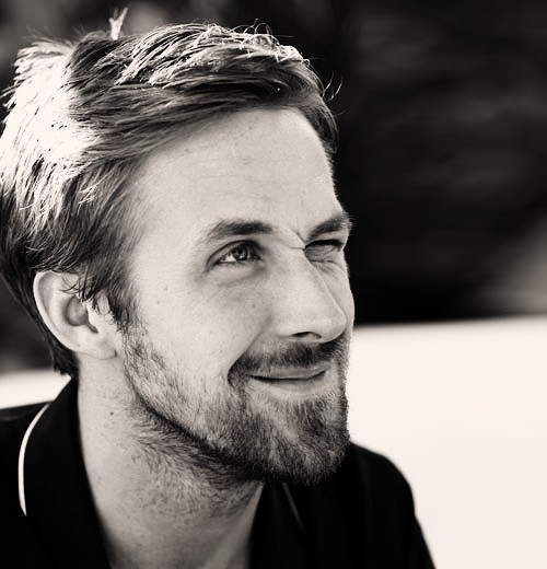 Dead. I've never seen this picture of Ryan Gosling, and he looks so cute here!