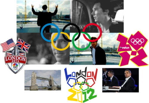 London Olympics 2012 by imwickedthroughandthrough featuring ringsRing, $16 / NBC\ Universal 2012 Olympics Nbc Dual Flags Pin