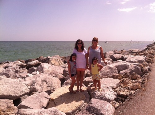 Me and my family in Florida :]