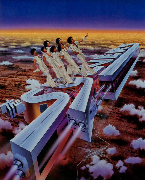 Typeverything.com – The Sylvers New Horizons LP Cover (1977) by Shusei Nagaoka
