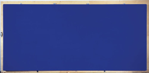 Yves Klein, California, 1961. Private Collection. Courtesy Yves Klein Archives. © 2010 Artists Rights Society (ARS), New York/ADAGP, Paris. (yama-bato)