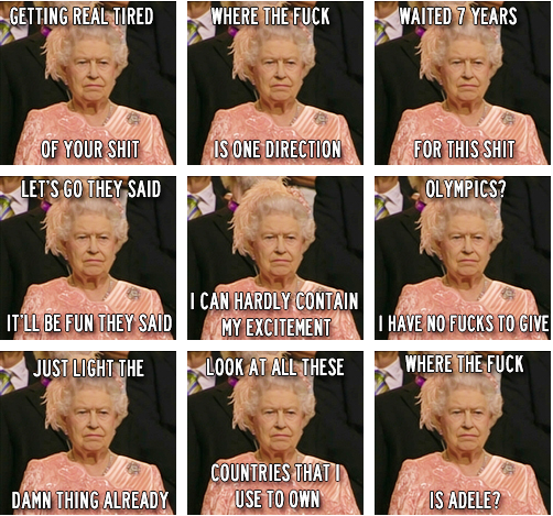 mrfamousloner:  god bless the queen.
