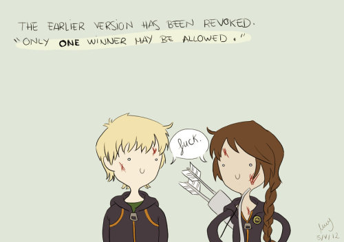 shinaka:  (via The Trolling Games by ~Nymstark on deviantART)