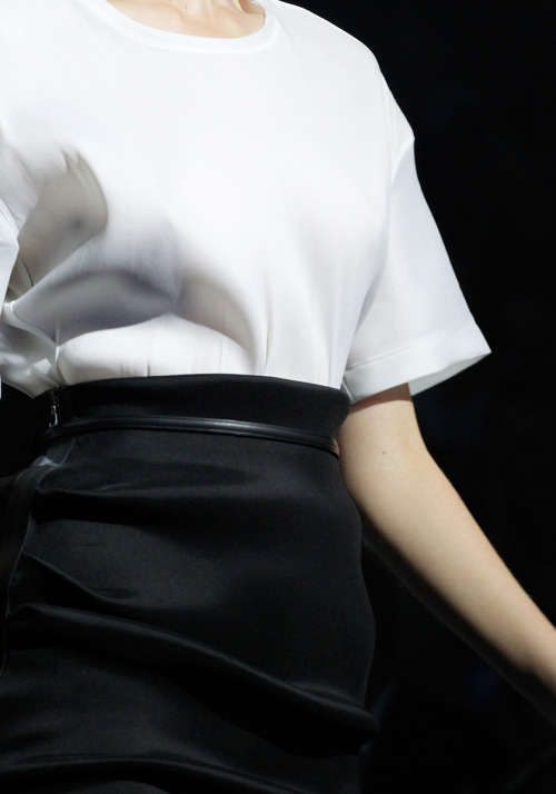 icy-fashion:  LANVIN SPRING 2012