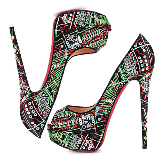 Especially for me!!:P by justsweet featuring christian louboutin pumps
