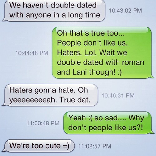 Lol no one wants to double date with us….. #sad #life #couple #problems #funny 😒😰😭👫💋 (Taken with Instagram)