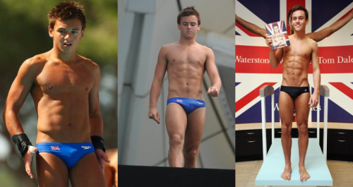 Tom Daley is literally the sexiest person ever