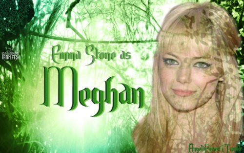 My Iron Fey Dream Cast! Emma Stone as Meghan