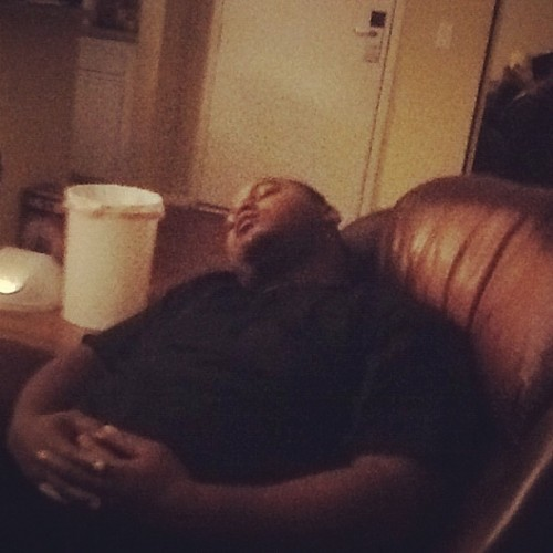 That Chartreuse took him down….. #terrorist (Taken with Instagram)