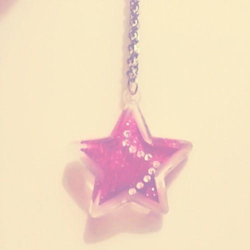 🌟 #necklace#mycollection#oldstuff#vintage#igpastels#instapastel (Taken with Instagram)